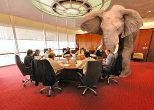 Working from Home: Confronting the Elephant Head-On