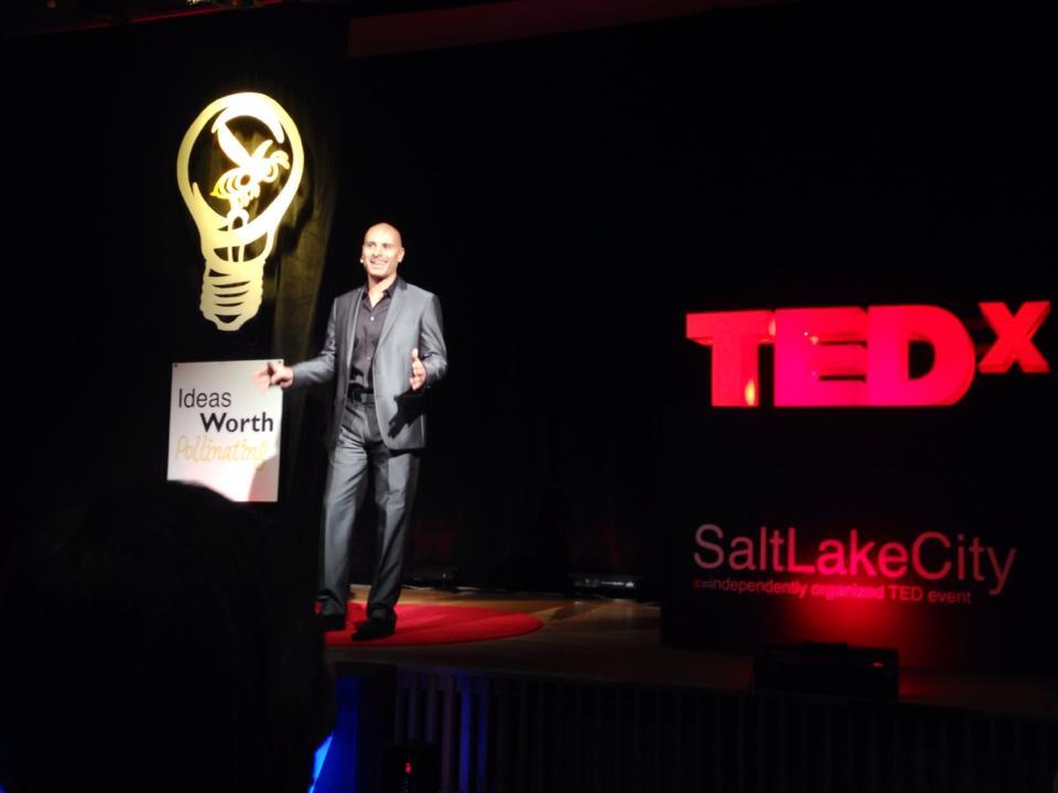 Tedx self esteem