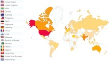 Against the Herd Reader Map & List of Top Countries Represented