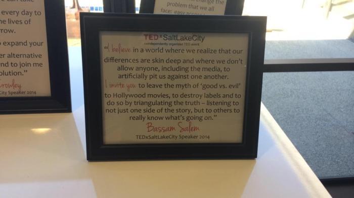 TEDx Quote